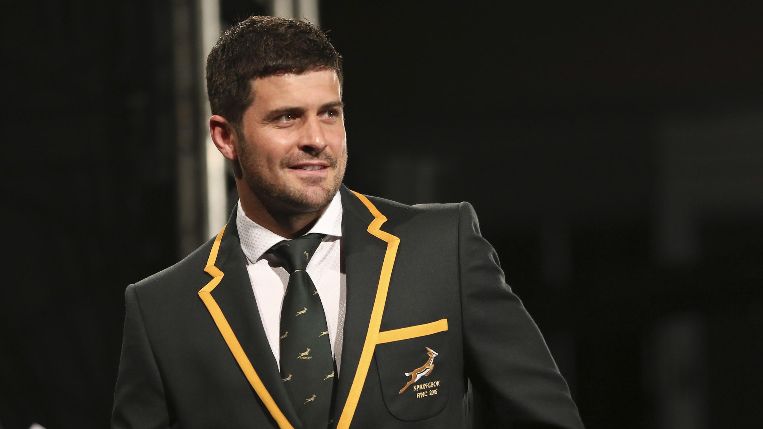 Morne Steyn a été appelé en renfort dans le Squad sud-africain