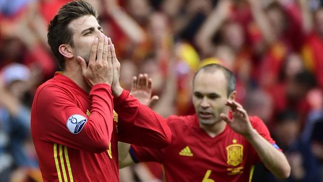 Classement FIFA : l'Allemagne toujours en tête, l'Espagne recule
