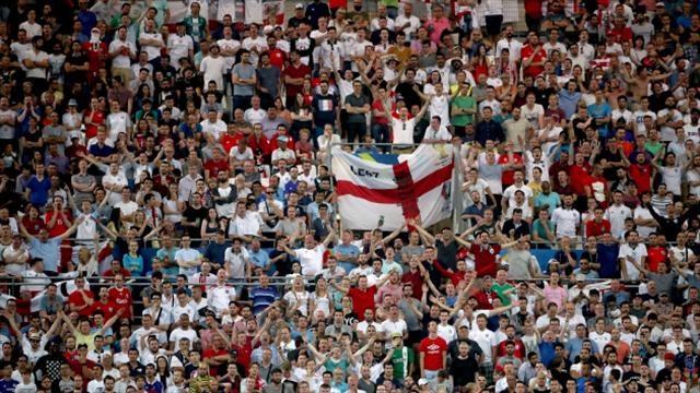 First England fans jailed after Marseille violence