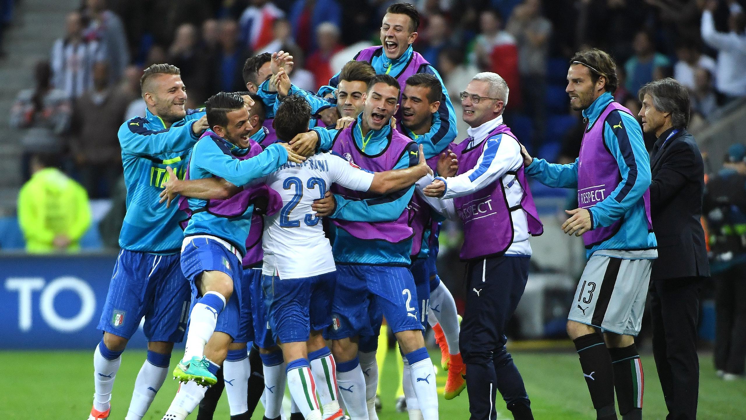 Giaccherini - Belgium v Italy - Euro 2016