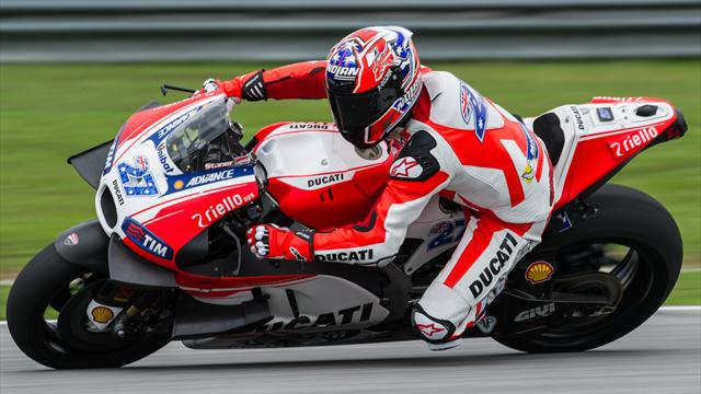 Ducati Wants More From Stoner In 2017 Motorcycling Eurosport Uk