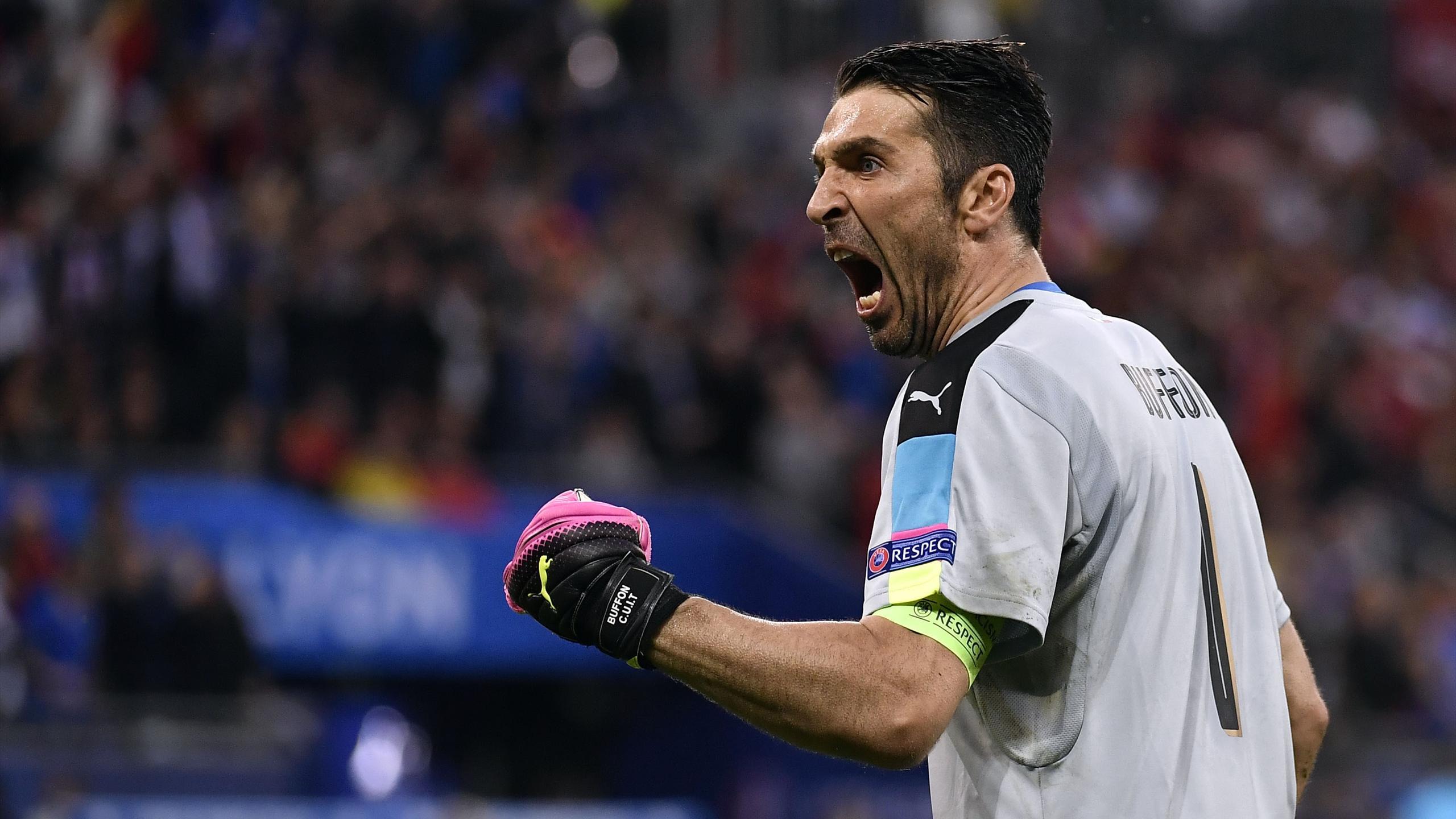 Euro 2016: Buffon Italy