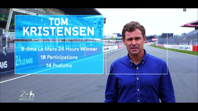 24 Hours of Le Mans: Kristensen relives favourite memories