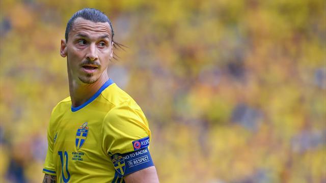 Quand Zlatan affiche sa nostalgie du PSG lors de Suède-Irlande