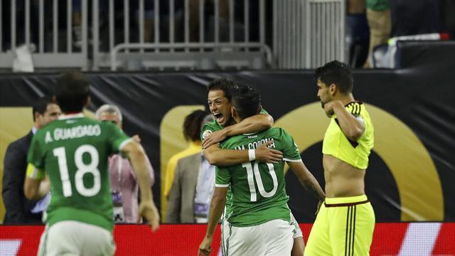 México-Venezuela: La Tricolor sufre, pero evita a Argentina en cuartos (1-1)