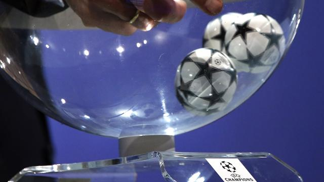 Blatter claims European draws fixed with hot and cold balls