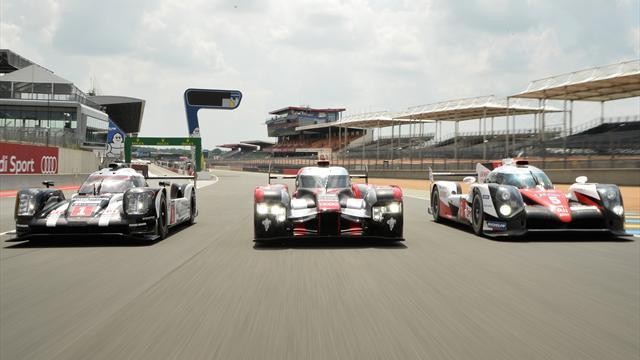 Gelungener Abschied: Audi siegt in Bahrain - WM-Titel an Porsche