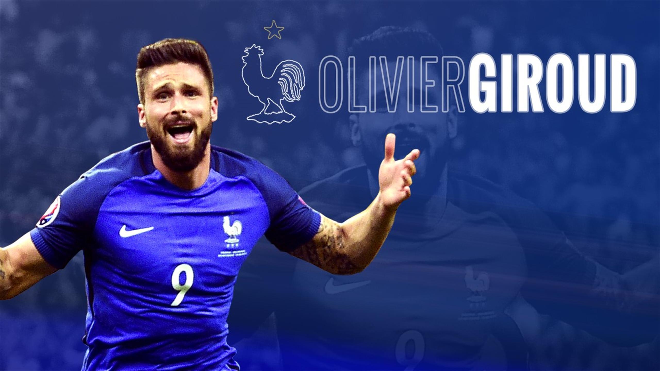 Olivier Giroud (Equipe de France)