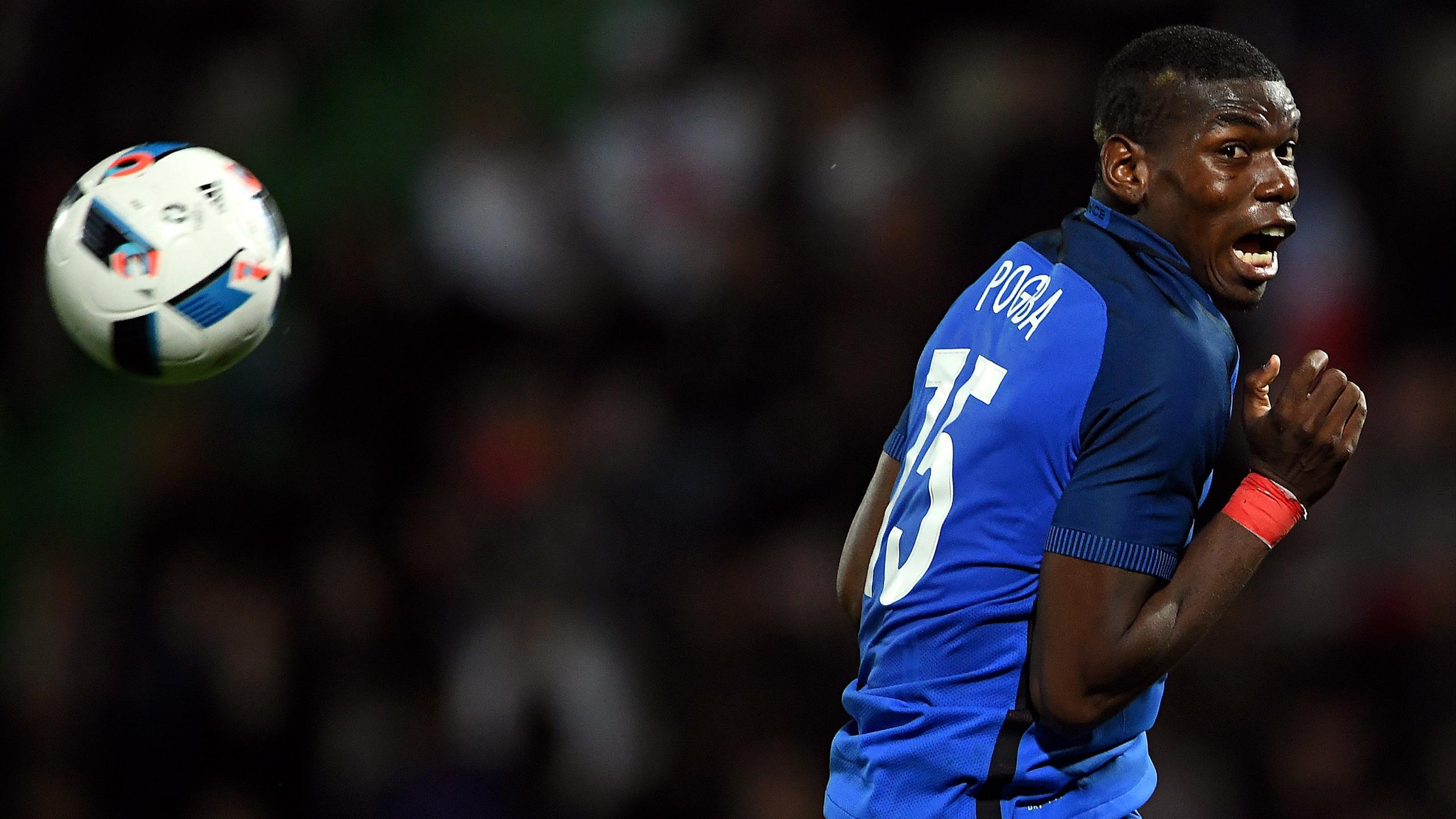 Paul Pogba - France - Euro 2016