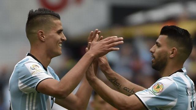 Arjantin yarım saatte fişi çekti