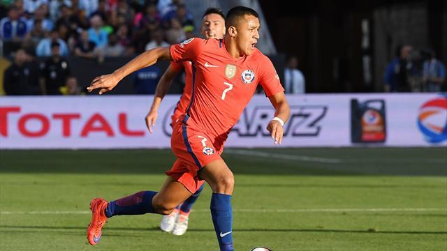 Le Chili est à une victoire de montrer que son titre n'était pas usurpé