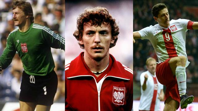 Mlynarczyk, Boniek, Lewandowski… Le top 10 des grands joueurs polonais