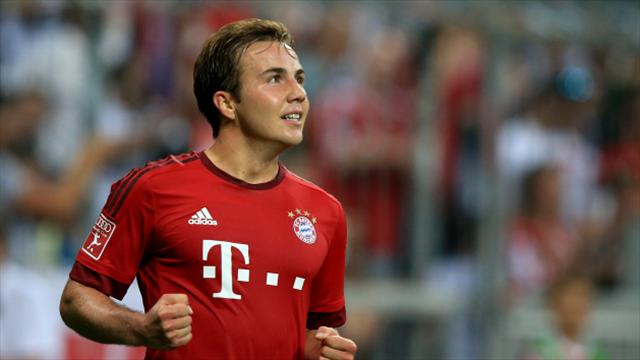 Mario Gotze not being forced out of Bayern - Karl-Heinz Rummenigge
