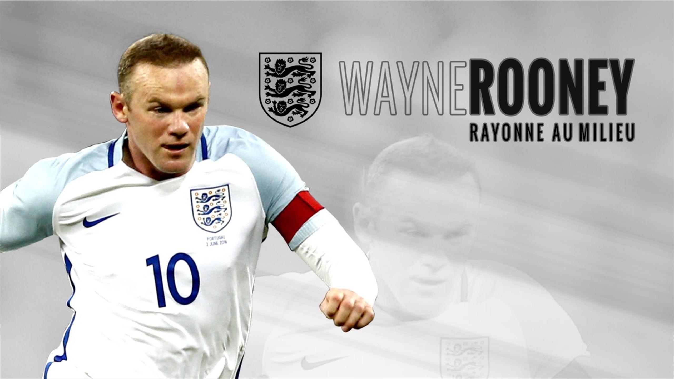 Wayne Rooney une