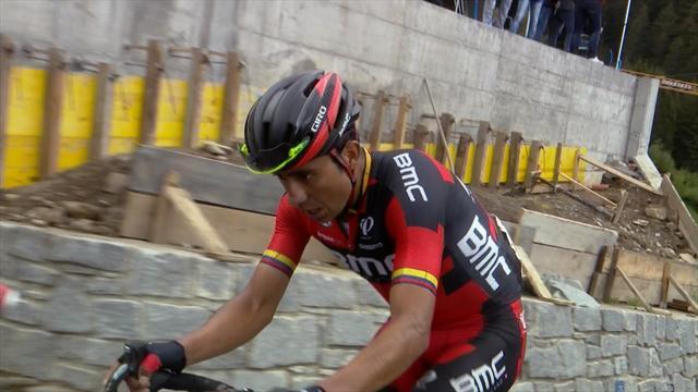 Darwin Atapuma claims stage 5 at Tour De Suisse, Pierre Latour leads GC