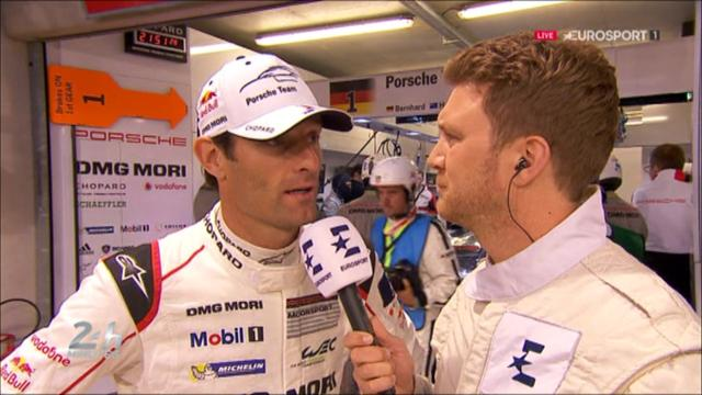 Mark Webber: We want to win, of course