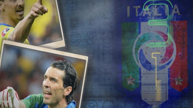 18 ans sans défaite, Zlatan dernier buteur : Les 5 choses à savoir avant Italie-Suède