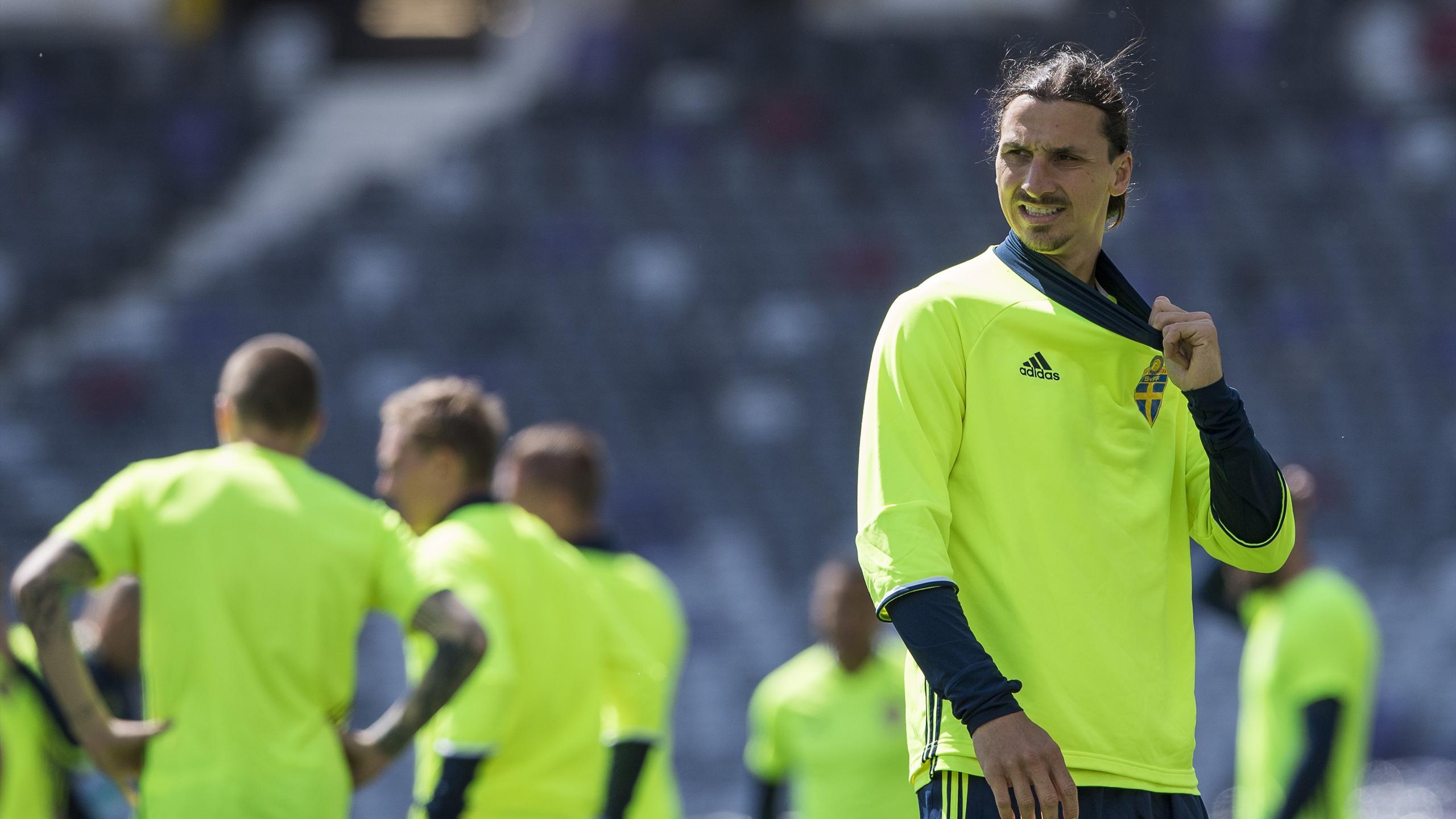 Zlatan Ibrahimovic - Suède - Euro 2016