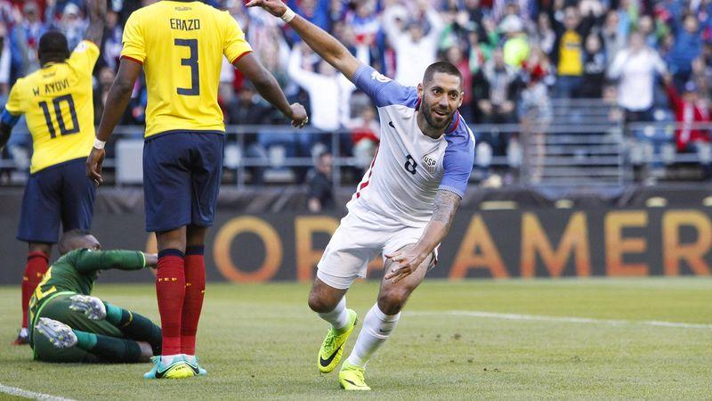#Copa100: Bohater Dempsey, USA w półfinale!