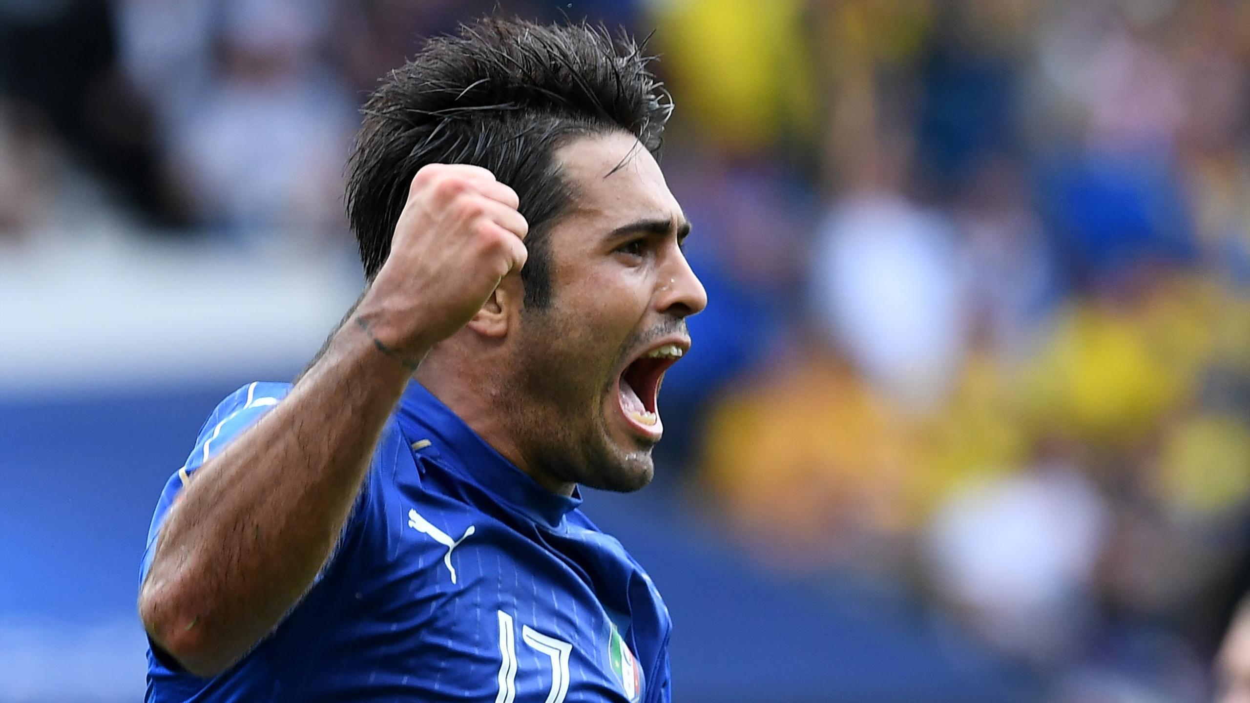 Eder - Italy v Sweden - Euro 2016