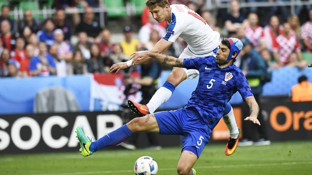 Une fin de match dans la confusion et la Croatie a tout gâché