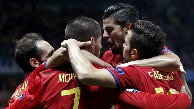 España-Turquía: La furia es española (3-0)