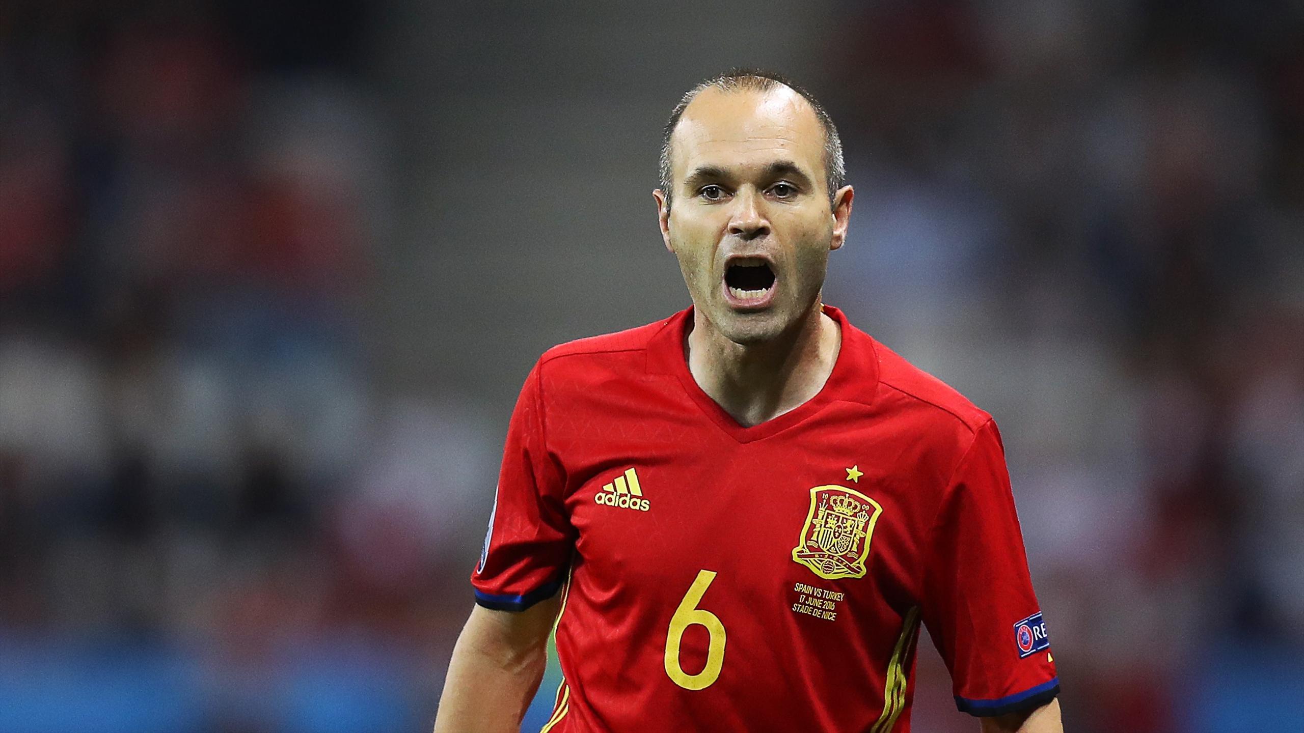 Em Spanien Gegen Türkei