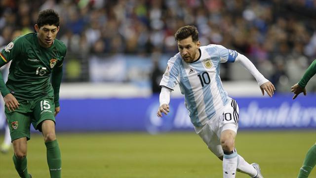 Première titularisation attendue pour Messi contre le Venezuela
