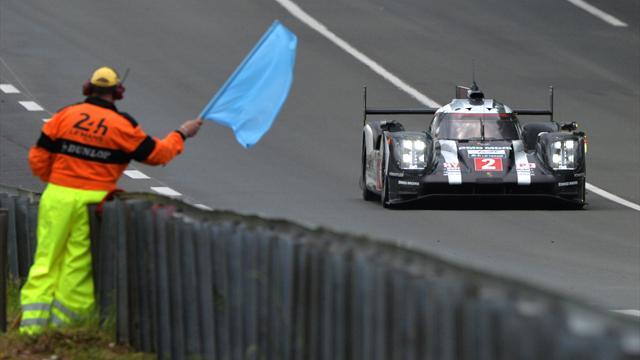 Suivez les 24 Heures du Mans sur Eurosport Player