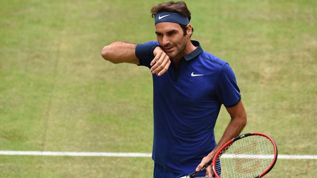 Federer en appel «chez lui» à Halle
