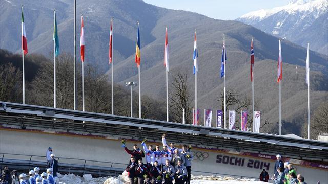 Rodel-WM 2020 auf Olympia-Bahn in Sotschi