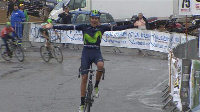 Soler shines in Route du Sud