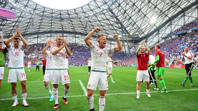 Heartbreak for Iceland as late own goal puts Hungary on brink of last-16