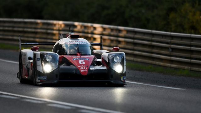 Le point sur la course : Toyota a pris les devants, Audi en difficulté