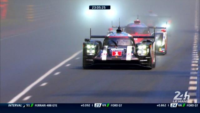 La bataille entre Porsche, Toyota et Audi a bien lieu : le résumé du premier quart de course