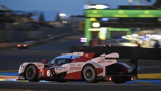 Au tiers de course, Toyota a remporté la bataille de la fiabilité