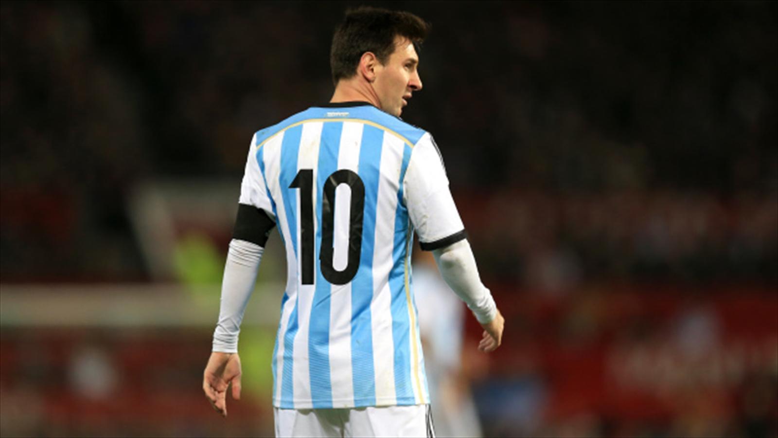 Argentina progress on record equalling night for lionel messi argentina progress on record equalling night for lionel messi football eurosport asia voltagebd Gallery