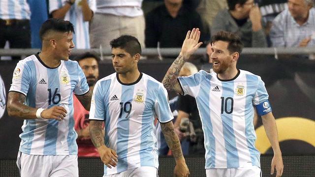 Arjantin yarı finalde ABD'nin rakibi oldu