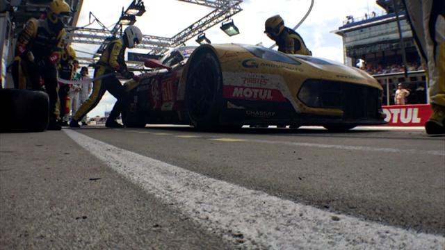 Le Mans 2016: Slow-motion special