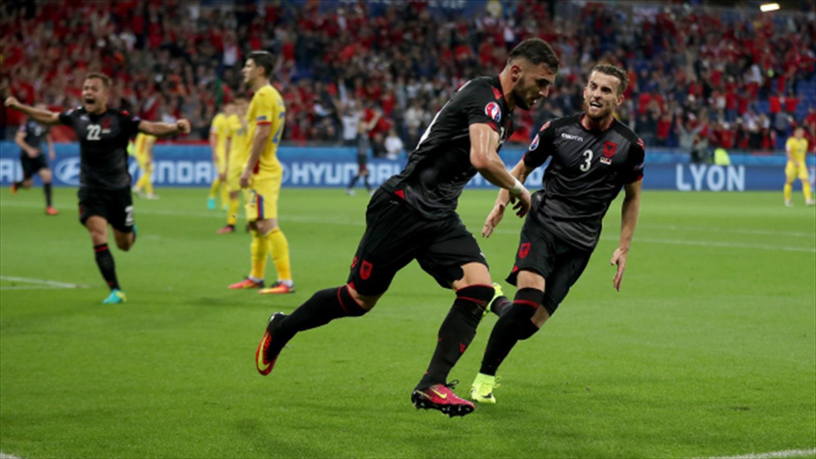 super liga albania
