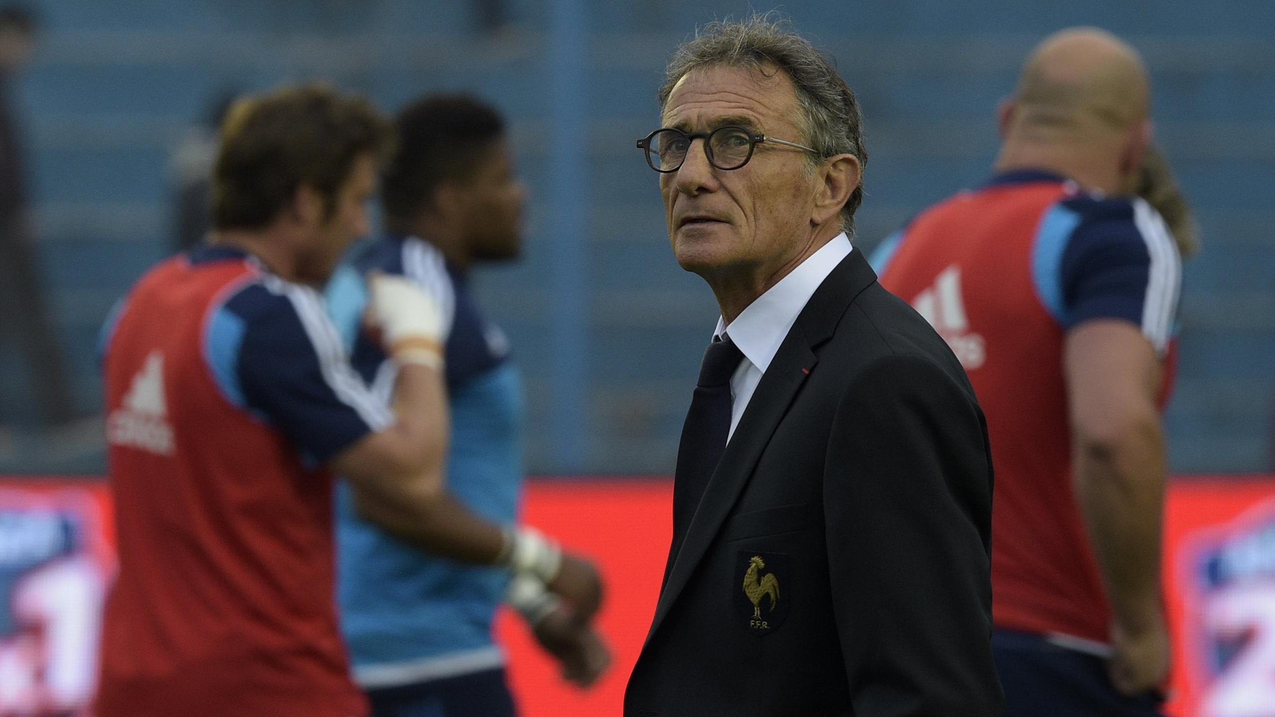 Guy Novès, l'entraîneur des Bleus