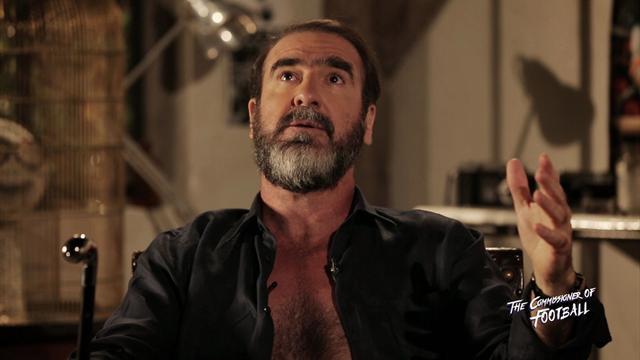 The Commissioner of Football : Pour Cantona, entre le grattage et le tirage, il y a une différence