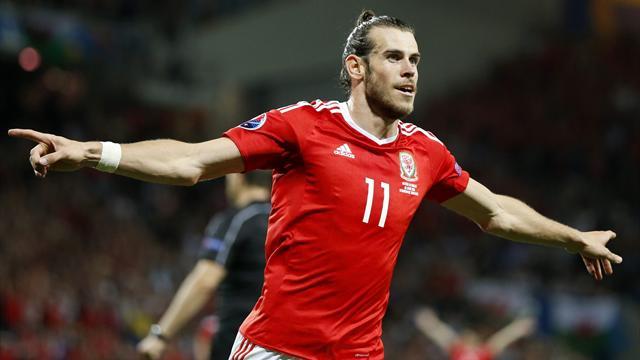 Bale prosigue su estado de gracia liderando a Gales con un golazo a Irlanda