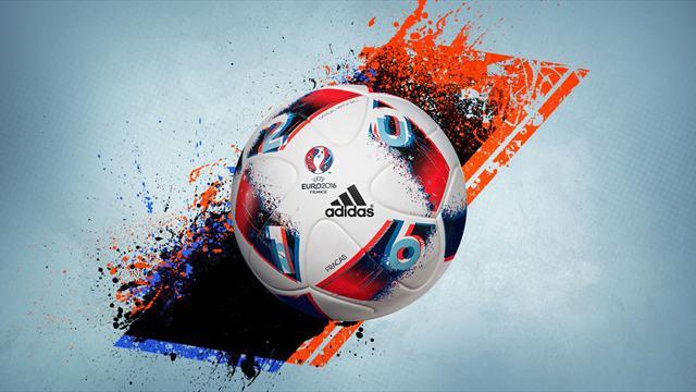 Le ballon des phases éliminatoires de l'Euro 2016 s'appelle Fracas