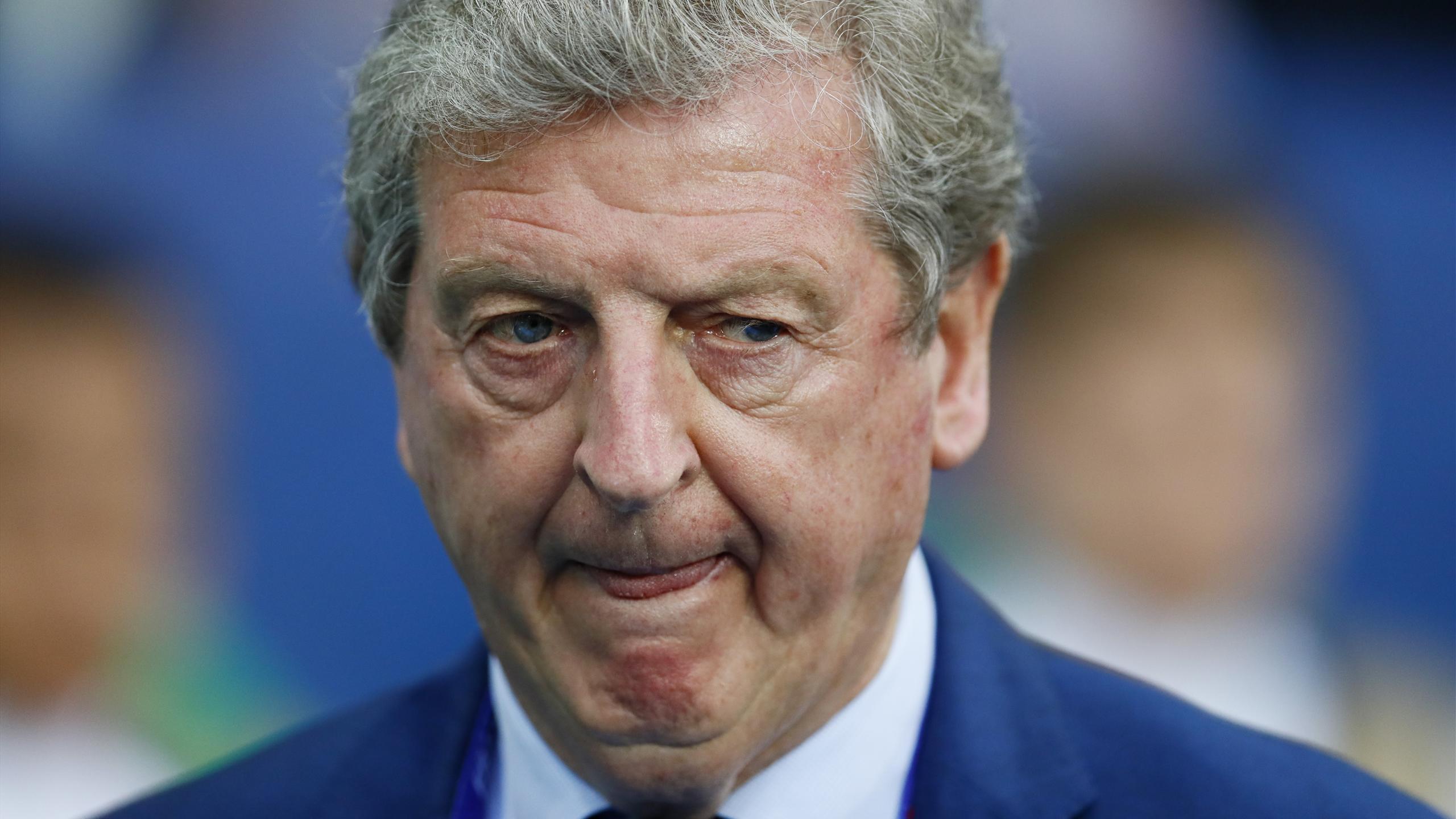 England head coach Roy Hodgson