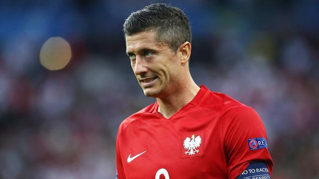 Pour son sélectionneur, Lewandowski est «le meilleur 9 du monde»