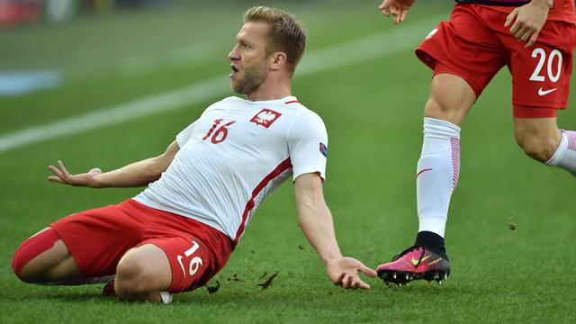 Eurocopa 2016, Ucrania-Polonia: Con poquito basta (0-1)