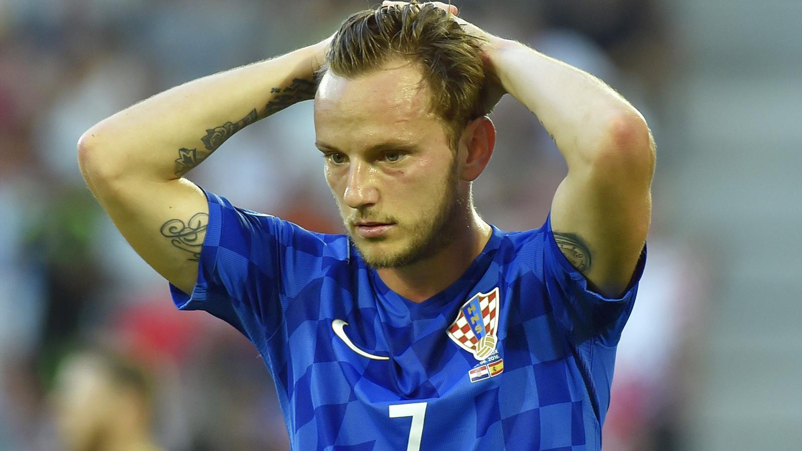 Ivan Rakitic joins Luka Modric and Dejan Lovren on Croatia ...