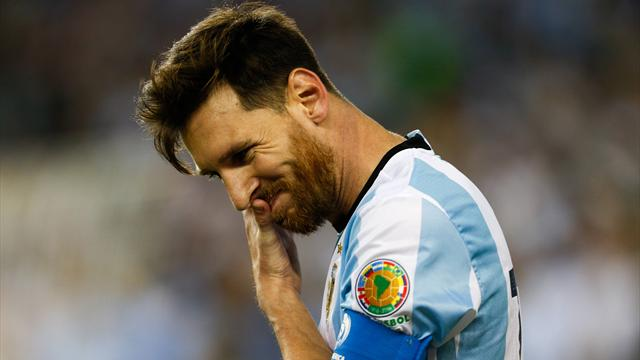 Messi s'en prend à sa propre fédération