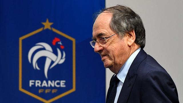 «Deschamps restera jusqu'en 2020» : Le Graët ferme (pour le moment) la porte à Zidane